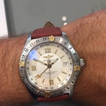 Breitling Antares World GMT Automatic