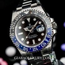 Rolex BATMAN GMT MASTER II - 116710BLNR