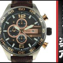 Fossil Chronograph Mens Quartz Wristwatch Ch-2559 Black...