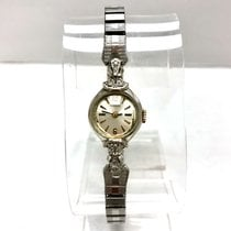 Tissot Oro blanco Cuerda manual