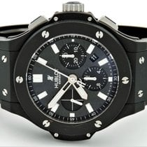 Hublot Big Bang Evolution Black Magic Ceramic Chronograph