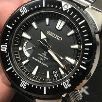 Seiko PROSPEX Titanium 200M SPRING DRIVE GMT SBDB017 45mm...