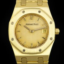 Audemars Piguet Royal Oak Lady pre-owned 24mm Yellow gold