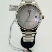 TAG Heuer Carrera Lady Steel 32mm Mother of pearl No numerals United States of America, Texas, Houston