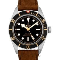 Tudor 79030N-0002 Acero Black Bay Fifty-Eight
