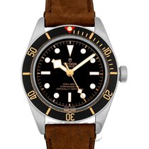 Tudor 79030N-0002 Steel Black Bay Fifty-Eight new