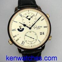 格拉苏蒂 Senator Cosmopolite World Time 189-02-01-05-50