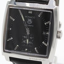 TAG Heuer Steel 37mm Automatic WW2110 pre-owned