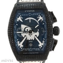 Cvstos 53,7mm Automatic Challenge pre-owned