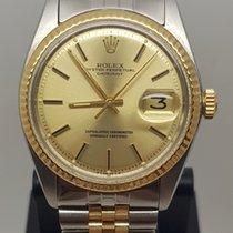 Rolex Datejust (Submodel) použité 36mm Zlato/Ocel