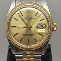 Rolex Datejust (Submodel) occasion 36mm Or/Acier