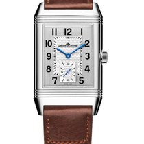 Jaeger-LeCoultre 3848422 Steel 2019 Reverso Duoface 47mm new