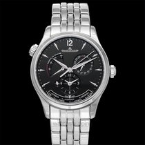 Jaeger-LeCoultre Master Geographic Steel 39mm Black United States of America, California, San Mateo