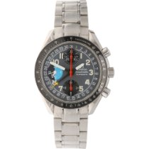 Omega 38205326 Acero Speedmaster Day Date 39mm