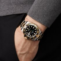Rolex GMT-Master II 40mm Goud/Staal
