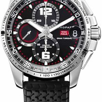 Chopard Mille Miglia Steel 44mm Black Arabic numerals United States of America, New York, New York