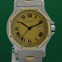 Cartier Santos (submodel) 2966 pre-owned