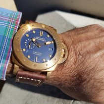 Panerai Bronze Automatic 47mm pre-owned Special Editions