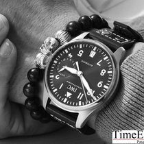 IWC IW501002 Steel 2019 Big Pilot 46mm pre-owned