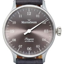 Meistersinger new Automatic Steel Sapphire Glass