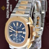 Patek Philippe Nautilus Gold/Steel 40.5mm Blue United States of America, Florida, 33431