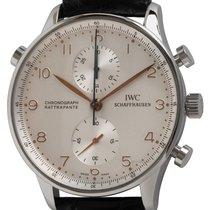 IWC Portugieser Chronograph IW371202 gebraucht