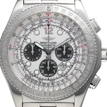 Breitling B-2 Staal 44mm Zilver
