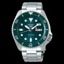 Seiko Steel Automatic 42.5mm new 5 Sports