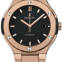 Hublot Rose gold 38mm Automatic 568.OX.1180.OX new