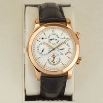 Jaeger-LeCoultre Master Grand Réveil Rose gold 43mm Silver United States of America, New York, Airmont