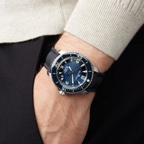 Blancpain Fifty Fathoms Staal 45mm Nederland, Amsterdam