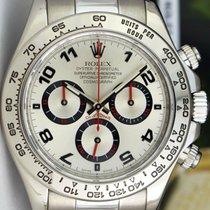 Rolex Silber Chronograph 40mm gebraucht Daytona