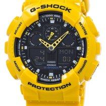 Casio G-Shock GA-100A-9ADR neu