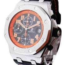 Audemars Piguet Royal Oak Offshore Chronograph Volcano 44mm Чёрный