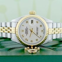Rolex Lady-Datejust Acero 26mm Arábigos