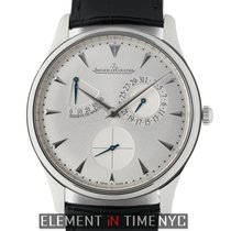 Jaeger-LeCoultre Master Ultra Thin Réserve de Marche new Automatic Watch with original box and original papers 137.84.20