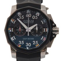 昆仑 Corum Admiral's Cup, Leap Second 48, Ref: 895.931.06