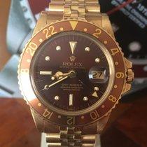 Rolex GMT-Master Zuto zlato Smedj