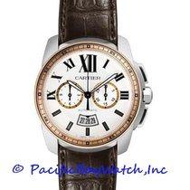 Cartier Calibre de Cartier Chronograph W7100043 new