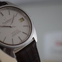Omega Constellation Steel 35mm Silver No numerals Finland, Helsinki