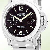 "파네라이 (Panerai) Gent's Stainless Steel 44mm  ""Luminor..."