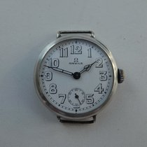 Omega Silver 35.5mm Manual winding pre-owned