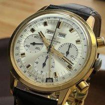 Wakmann Triple Date Vintage Chronograph Valjoux 730 72c