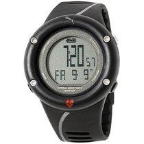 Puma Optical Cardiac Grey Dial Polyurethane Strap Unisex Watch...