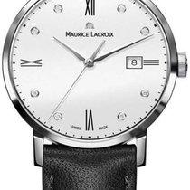 Maurice Lacroix 30mm Quartz nieuw Eliros Wit