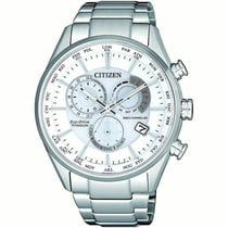 Citizen Promaster Sky CB5020-87A CITIZEN ELEGANCE Chrono Titanio Bianco 44mm 2018 nuevo