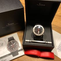 Sinn U2 pre-owned 44mm Steel