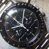 Omega Speedmaster Professional Moonwatch Moonphase Steel