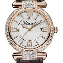 Chopard Imperiale Or rose 28mm Nacre