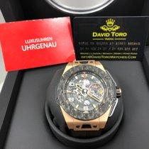 Hublot Big Bang Ferrari neu 2018 Automatik Chronograph Uhr mit Original-Box und Original-Papieren 401.OJ.0123.VR
